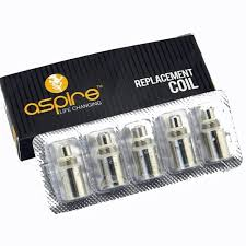 Aspire BVC - ET-S/K1/ET Replacement Coil 1,6- UND